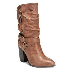 Carlos Santana Mid Shaft Boots